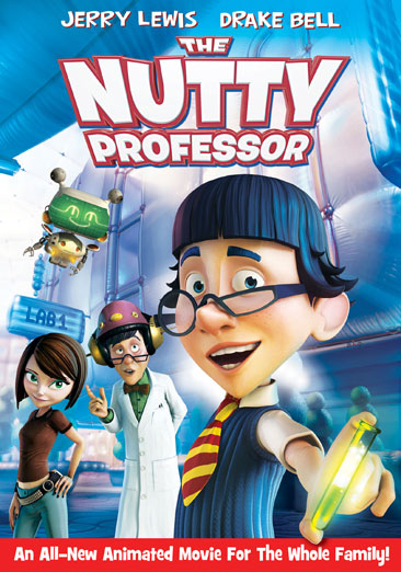 The Nutty Professor 796019816700