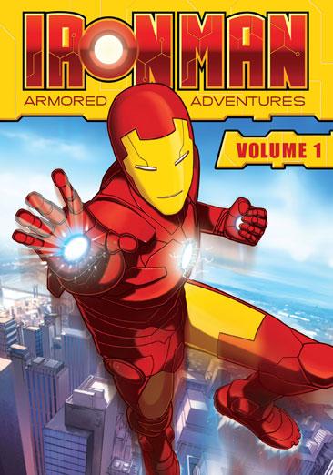 Iron Man Armored Adventures: Volume 1 796019821919