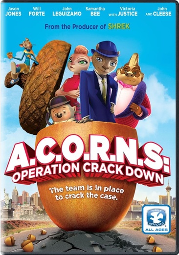 A.C.O.R.N.S. Operation Crackdown 816943013065