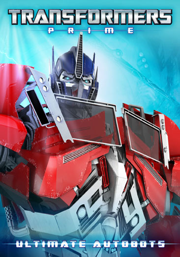 Transformers Prime: Ultimate Autobots 826663152272