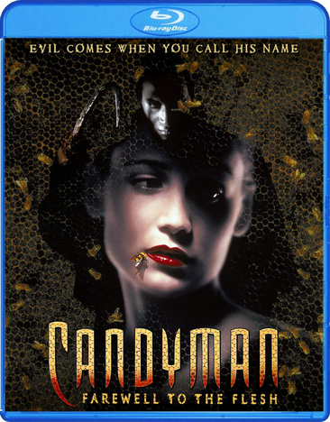 Candyman II: Farewell To The Flesh 826663155242