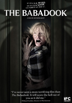 The Babadook 826663157734
