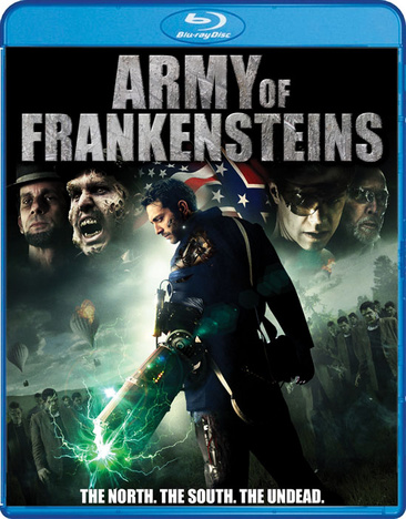 Army of Frankensteins 826663159936