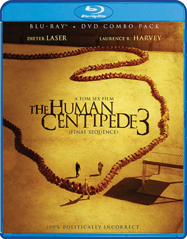 The Human Centipede 3 826663162783