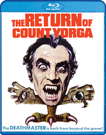 The Return of Count Yorga 826663162806