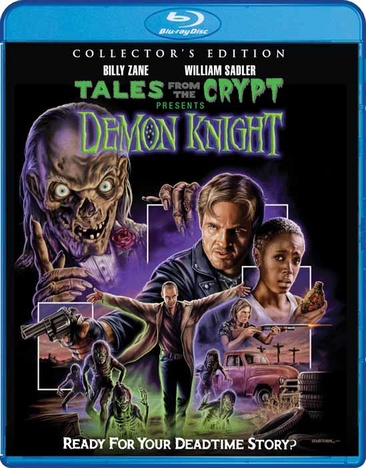 Tales from the Crypt Presents Demon Knight 826663162844