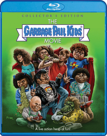The Garbage Pail Kids Movie 826663163506