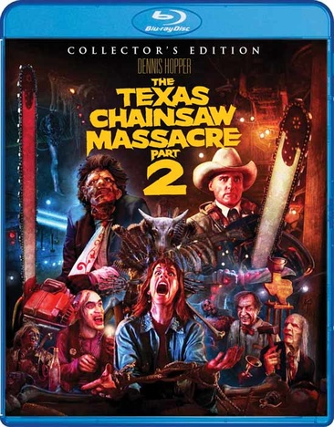 The Texas Chainsaw Massacre 2 826663165890