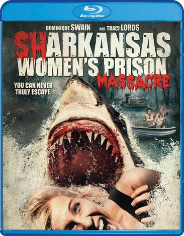 Sharkansas Women's Prison Massacre 826663166408