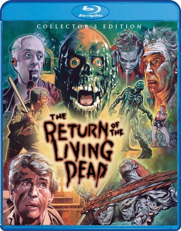 The Return Of The Living Dead 826663168150