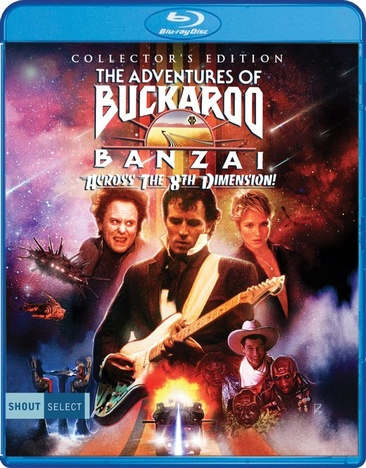 The Adventures Of Buckaroo Banzai Across The 8th Dimension 826663168266