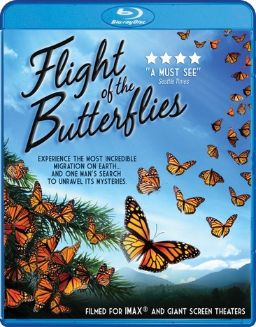 IMAX: Flight of the Butterflies 826663168327