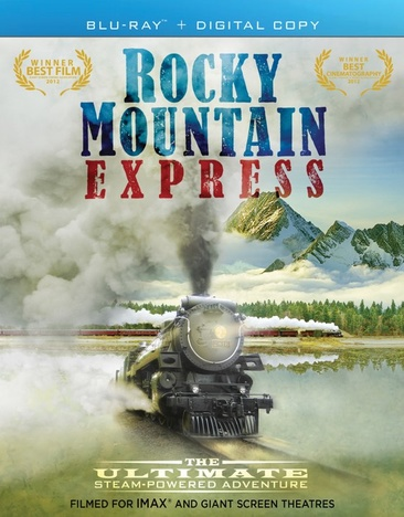 IMAX: Rocky Mountain Express 826663168365