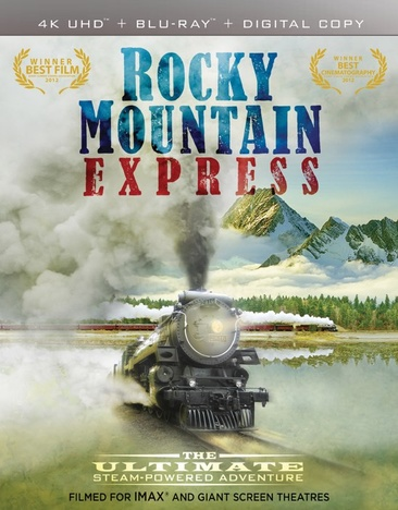 IMAX: Rocky Mountain Express 826663168372