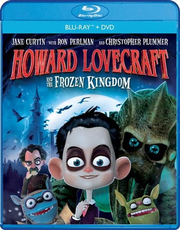 Howard Lovecraft & The Frozen Kingdom 826663168860