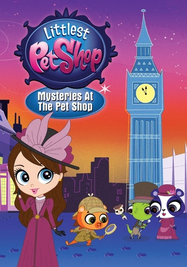 The Littlest Pet Shop: Mysteries at the Pet Shop 826663169393