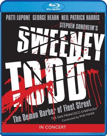 Sweeney Todd In Concert 826663169577