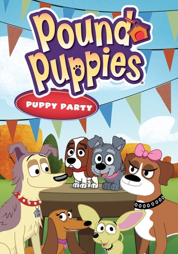 Pound Puppies: Puppy Party 826663171969