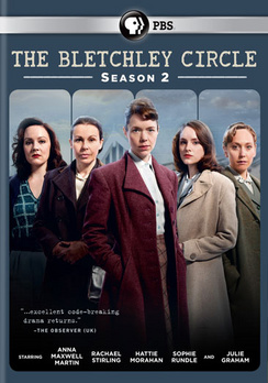 The Bletchley Circle: Season 2 841887020664