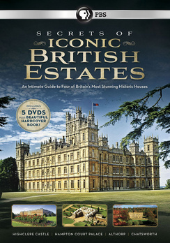 Secrets of Iconic British Estates 841887021494