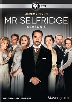 Mr. Selfridge: The Complete Third Season 841887024006
