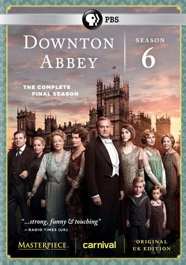 Downton Abbey: Season 6 841887025782