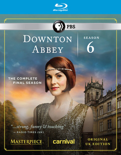 Downton Abbey: Season 6 841887025799