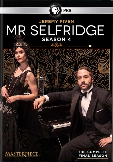 Mr Selfridge: Season 4 841887027700