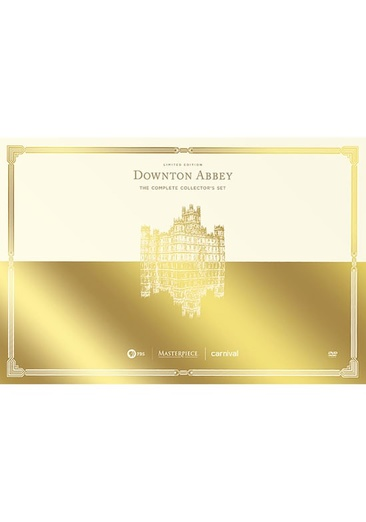 Downton Abbey: The Complete Collection 841887028639