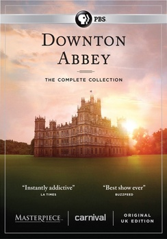 Downton Abbey: The Complete Collection 841887028646