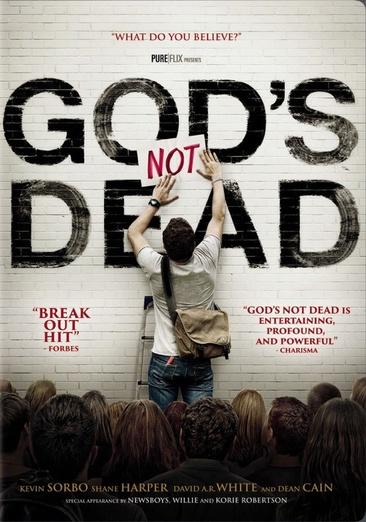 God's Not Dead 857533003646
