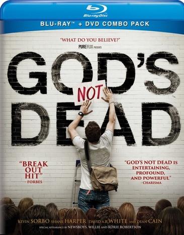 God's Not Dead 857533003776