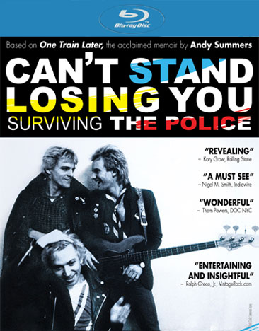 Can't Stand Losing You: Surviving the Police 881394120327