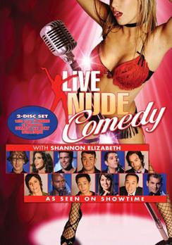 Live Nude Comedy 883476013930