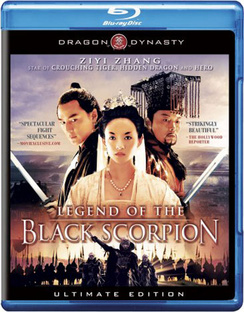 Legend of the Black Scorpion 883476027081