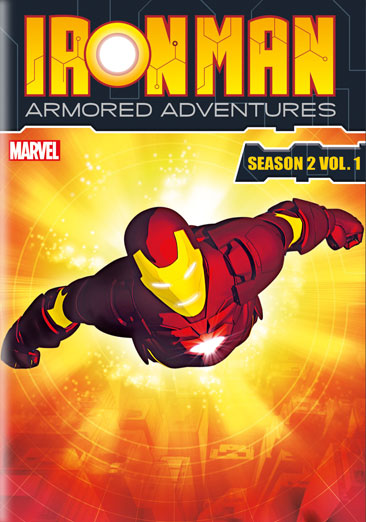 Iron Man Armored Adventures: Season 2 Vol. 1 883476080956
