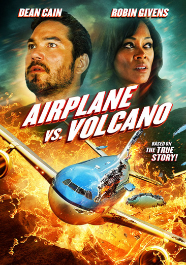 Airplane vs. Volcano 883476142975