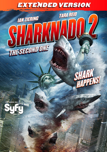 Sharknado 2: The Second One 883476144894