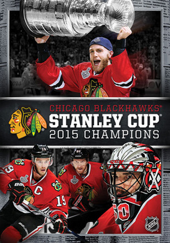 Chicago Blackhawks: NHL 2015 Stanley Cup Champions 883476147918