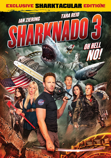 Sharknado 3: Oh Hell No! 883476149004