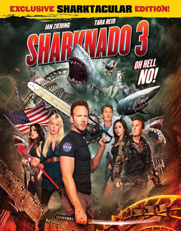 Sharknado 3: Oh Hell No! 883476149011