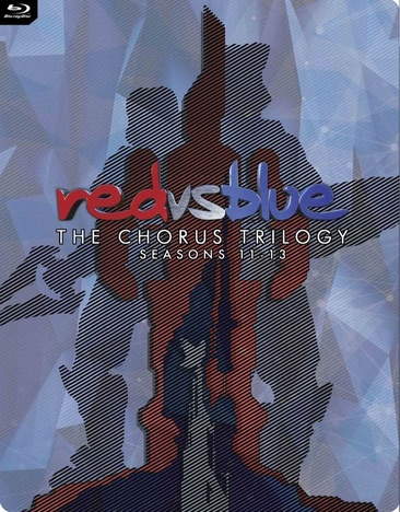 Red vs. Blue: Chorus Trilogy Seasons 11-13 883476151168