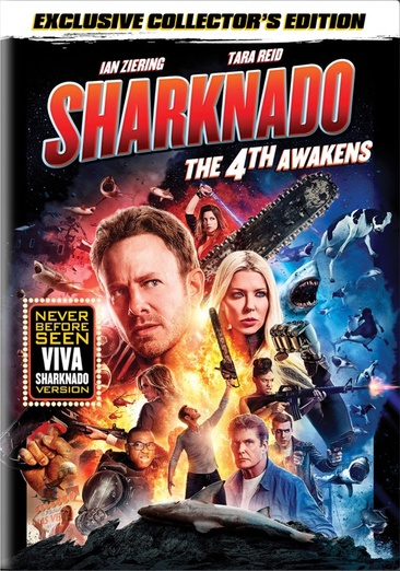 Sharknado 4: The 4th Awakens 883476151830