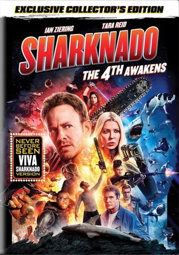 Sharknado 4: The 4th Awakens 883476151830