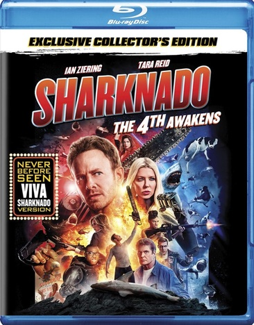 Sharknado 4: The 4th Awakens 883476151878
