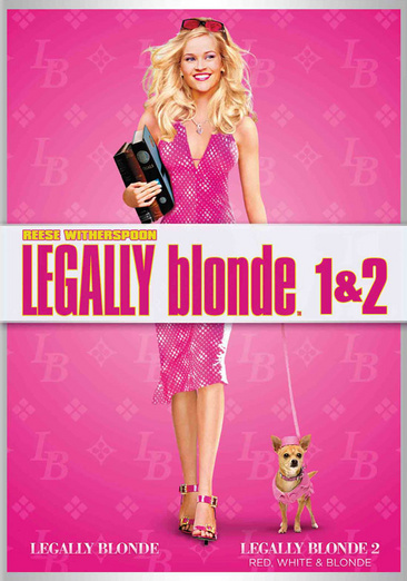 Legally Blonde 1 & 2 883904321040