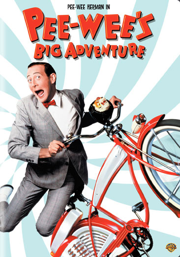 Pee-wee's Big Adventure 883929004157