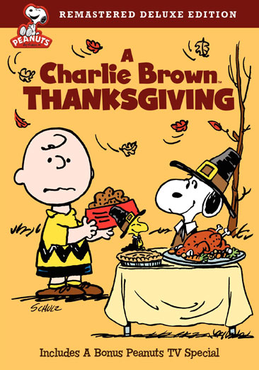 A Charlie Brown Thanksgiving 883929006489
