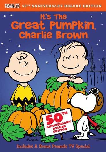 It's the Great Pumpkin, Charlie Brown 883929006496
