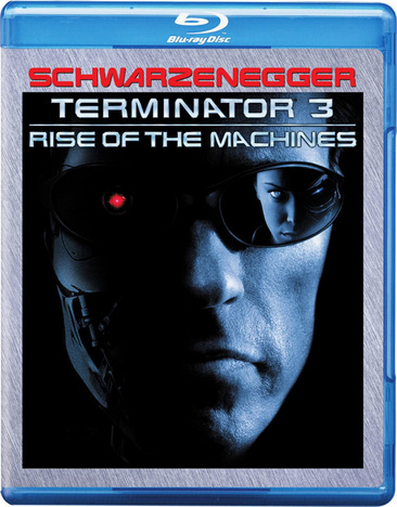 Terminator 3: Rise Of The Machines 883929016938